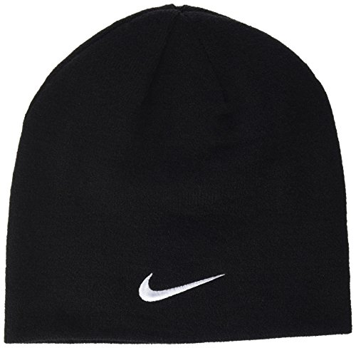 Nike Herren Mütze Performance, Schwarz (Black/Football White), One Size