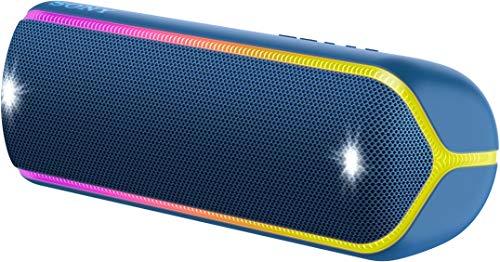 Sony SRS-XB32 Wireless Extra Bass Waterproof Speaker - Blue