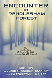 Encounter in Rendlesham Forest by Nick Pope (2014-04-19)