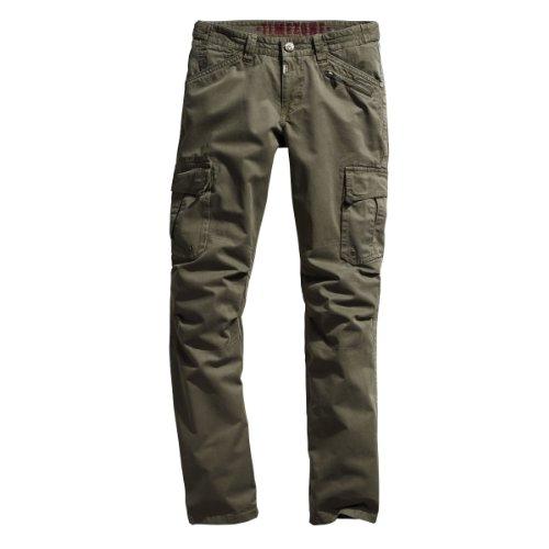 Timezone - Pantalon - Homme Vert (Olivewood 4124)