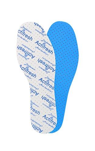 Schuheinlagen, Einlegesohlen, Frischesohlen, Actifresh - No. 10024 - Einzelgroesse - 45