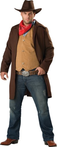 Rawhide Renegade - Westernheld Kostüm - Gr. XXXL