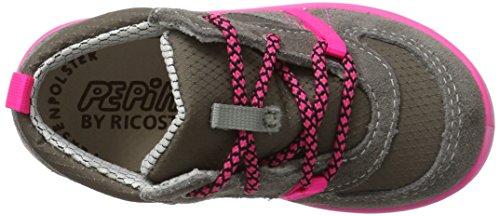 Ricosta Mädchen Finn High-Top Pink (graphit/neonpink)