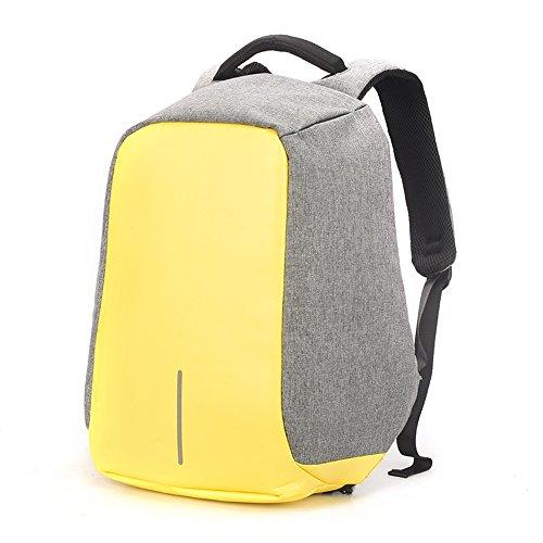 eastar Sac à dos d'ordinateur portable port de chargeur d'USB et le port de casque, sac à dos résistant à l'eau pour l'école, université, affaires, sac de voyage s'adapte à 15,6 pouces ordin