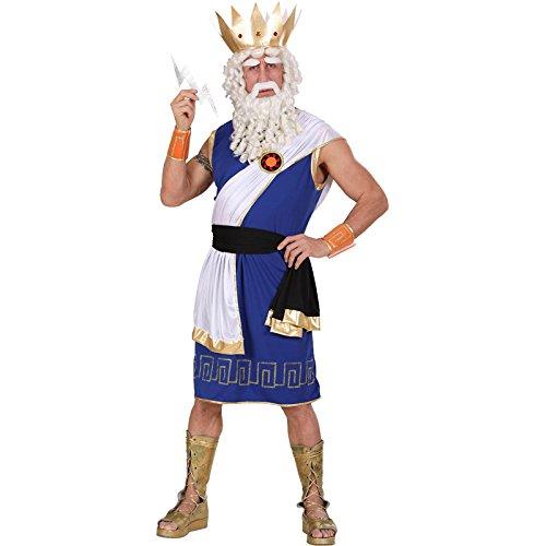 (Zeus-Kostüm für Herren - M)