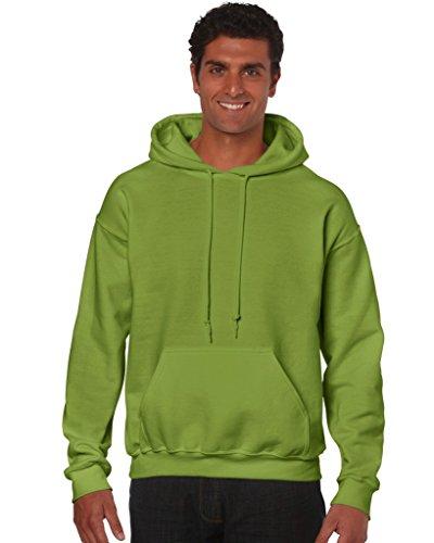 Gildan Kapuzen-Sweatshirt Kiwi