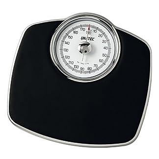 41s5EBwvSFL. SS324  - Imetec F-Light Medical-Pro - Báscula de baño (Báscula de baño analógica, 180 kg, kg, Negro, Analógico)