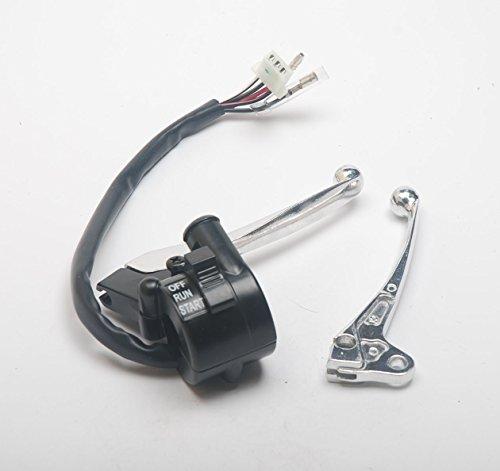 Preisvergleich Produktbild Beehive Filter Aftermarket Links Rechte Seite Bremse Gehäuse Hebel für Yamaha PW50 PW 50 Y-Zinger