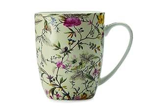 maxwell williams wk03400 kilburn becher kaffeebecher tasse summer blossom in geschenkbox. Black Bedroom Furniture Sets. Home Design Ideas