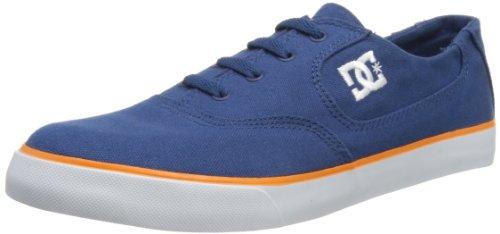 Del Dc Flash Naranja Azul Patín Los Shoes De Azul Marino Hombre Zapatos Tx Multicolor M 8rA86xq5