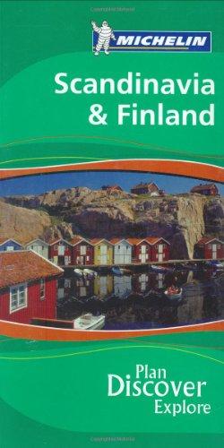 Michelin the Green Guide Scandinavia & Finland
