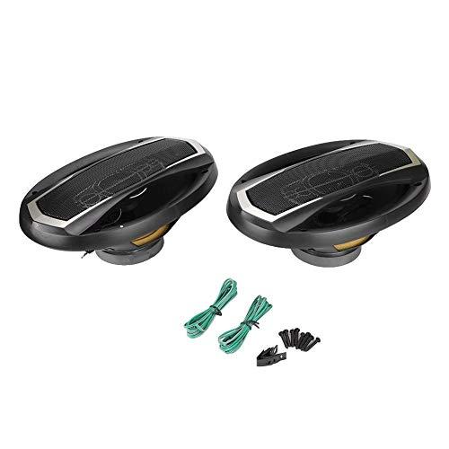 Qinlorgo YL-6998B 1000W 1 Para Koaxial Car Audio Lautsprecher Autotür/Kofferraum Audio Musik Lautsprecher (Watt 1000 Horn-lautsprecher)