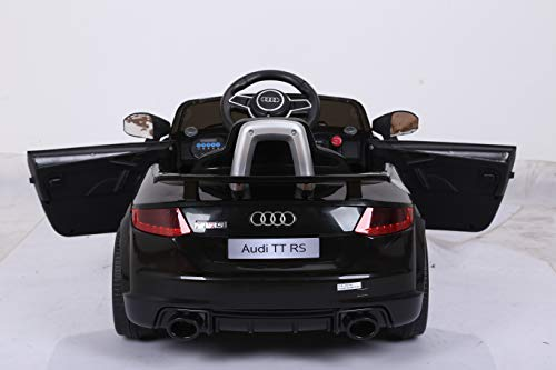 Equipo Audio monoplaza Mando Parental Licencia Oficial Audi