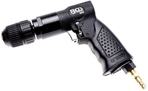 BGS 8852 | Taladro neumático con mandril de cierre rápido de 10 mm