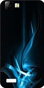 FotoAdda Designer Printed Back Cover for Vivo V1
