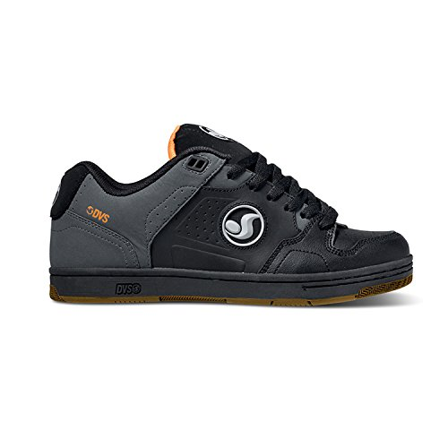 DVS Schuhe Discord Schwarz Leather black HA