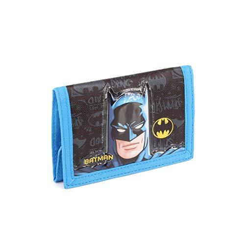 Karactermania Batman Knight-Wallet Münzbörse, 12 cm, Mehrfarbig (Multicolour)