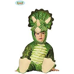 Disfraz de tricerátops baby