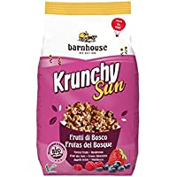 Barnhouse Krunchy Sun - Frutti Di Bosco - 30 g