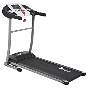 Powermax Fitness TDM-98 (1.75HP), Light Weight, Foldable Motorized Treadmill for Cardio Workout at Home