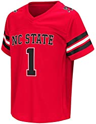 "North Carolina State Wolfpack NCAA ""Hail Mary Pass"" Toddler Football Jersey Maillot"