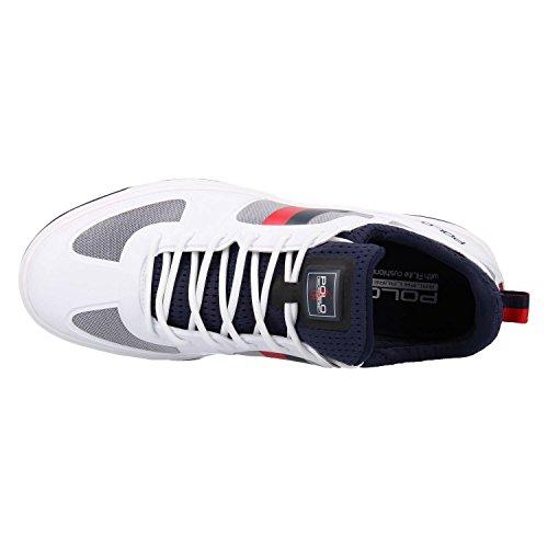 Louboutin Sneakers Bianchi Court200 809 007 669837 ZUqZrv