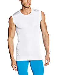 Sub Sports Men's Semi-Kompression, Wärme Stay Cool Sleeveless Base Layer