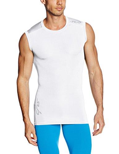 Sub Sports - Maglietta termica senza maniche, comprimente, mantiene la