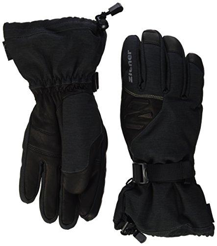 Ziener Herren Gofried AS(R) AW Gloves Ski Alpine Alpinhandschuhe, Grey Iron Tec, 9