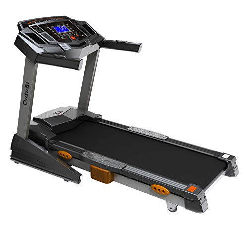 Durafit Heavy hike 2.5HP (Peak 5.0 HP) Motorized Foldable Treadmill...