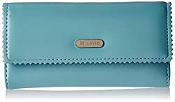 Lavie Womens Wallet (Turquoise)