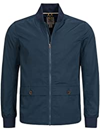 Timberland Mens Greylock Bomber Jacket In Navy