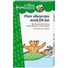 Westermann miniLÜK-Mein allererstes miniLÜK-Set (Cover Bild kann abweichen)