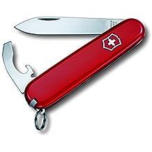 Victorinox Küchenmesser Taschenwerkzeug in Gross Blister - Navaja suiza multiherramienta, color rojo / blanco