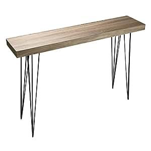 versa table d 39 entr e couleur ch ne dallas cuisine maison. Black Bedroom Furniture Sets. Home Design Ideas