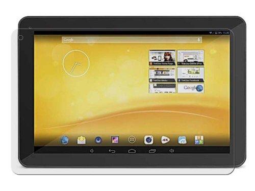 Maoni ANTIREFLEX (Anti-Fingerprint -seidenmatt) Bildschirm Schutz Folie Schutzfolien für Trekstor SurfTab xiron 10.1