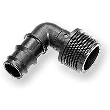PE Adapter PE-Rohren Verbindung Fitting IG 16mm x 3//4 Zoll Druck 10 bar 16-A
