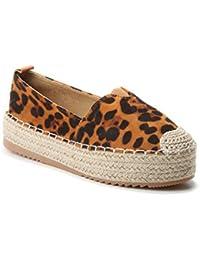 on sale af5b2 c99b6 Suchergebnis auf Amazon.de für: Leoparden - Espadrilles ...