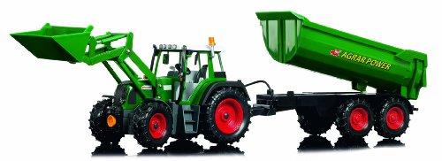 Dickie ferngesteuerter Traktor