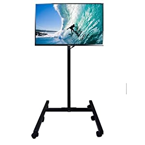 Smart Shelter LCD/LED/PLASMA TV Height Adjustable Floor Stand