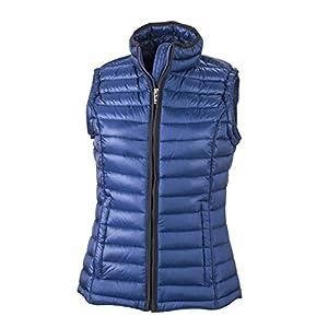 41s5bdqPlAL. SS300  - James & Nicholson Women's Daunenweste Ladies Quilted Down Vest Jacket