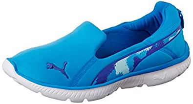 Puma Women's Fashin Stretch Idp Cloisonne and Surf The Web Sneakers - 4 UK/India (37 EU) (36488001)
