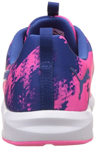 Puma Prowl Graphic Wn s - knockout pink-true blue KNOCKOUT PINK-TRUE BLUE