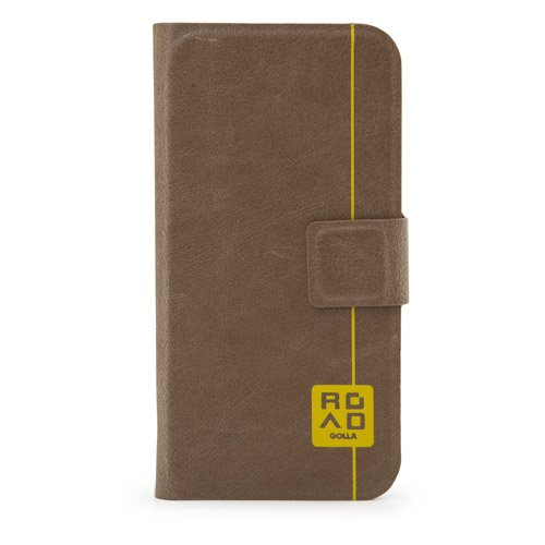 golla-g1725-road-andie-slimfolder-brieftasche-fur-apple-iphone-6-124-cm-47-zoll-taupe