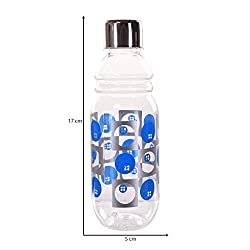 TRUENOW Ventures Pvt. Ltd. unbreakable Printed 4 Water Bottle Set,