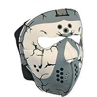 Tribal-Scaldacollo maschera passamontagna in Neoprene, per softair, Paintball, Moto, Quad, sci,
