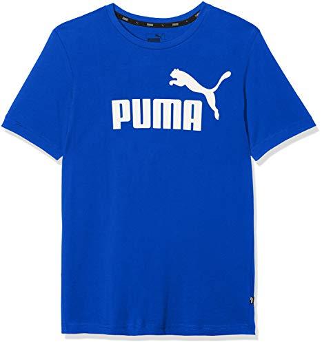 Puma Herren ESS Logo Tee T-Shirt, Blau (Puma Royal), XL -