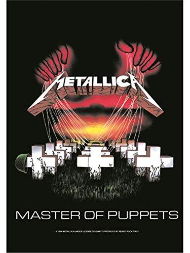 Drapeau Noir Metallica