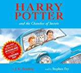 By J.K. Rowling Harry Potter and the Chamber of Secrets (Book 2 - Unabridged 8 Audio CD Set - Childrens Edition) (New edition)