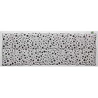 Dinkelkissen Traumschläferchen, ca. 60x20 cm, 20 Kammern, vollflächige Wärme, Wärme-Kälte-Kissen (lustige Knöpfe) preisvergleich bei billige-tabletten.eu